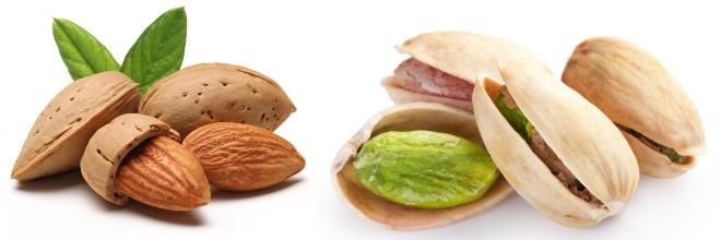 """Commercio all'ingrosso di Frutta Secca """"Pistacchio e Mandorle"""""""